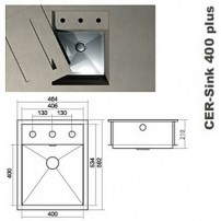 CER-sink plus 400